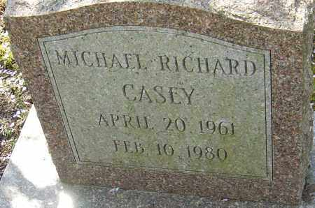 CASEY, MICHAEL RICHARD - Franklin County, Ohio | MICHAEL RICHARD CASEY - Ohio Gravestone Photos