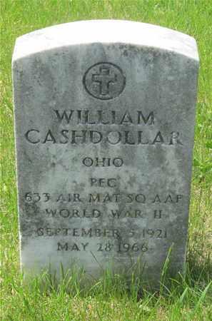 CASHDOLLAR, WILLIAM - Franklin County, Ohio   WILLIAM CASHDOLLAR - Ohio Gravestone Photos