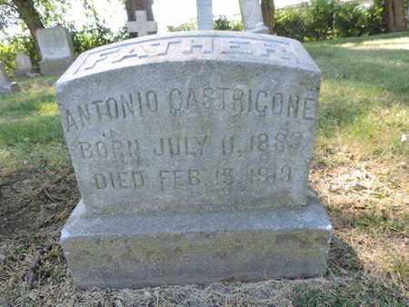 CASTRICONE, ANTONIO - Franklin County, Ohio   ANTONIO CASTRICONE - Ohio Gravestone Photos