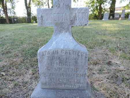 CATTO, CONGETTA - Franklin County, Ohio | CONGETTA CATTO - Ohio Gravestone Photos