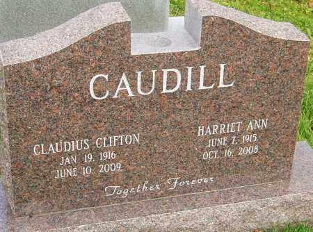 CAUDILL, CLAUDIUS - Franklin County, Ohio | CLAUDIUS CAUDILL - Ohio Gravestone Photos