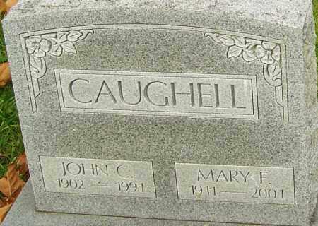 CAUGHELL, JOHN - Franklin County, Ohio | JOHN CAUGHELL - Ohio Gravestone Photos