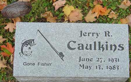CAULKINS, JERRY R - Franklin County, Ohio   JERRY R CAULKINS - Ohio Gravestone Photos