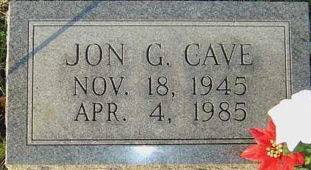 CAVE, JON - Franklin County, Ohio   JON CAVE - Ohio Gravestone Photos