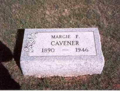 PAINTER CAVENER, MARGIE BELLE - Franklin County, Ohio | MARGIE BELLE PAINTER CAVENER - Ohio Gravestone Photos