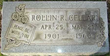 CELLAR, ROLLIN R - Franklin County, Ohio | ROLLIN R CELLAR - Ohio Gravestone Photos