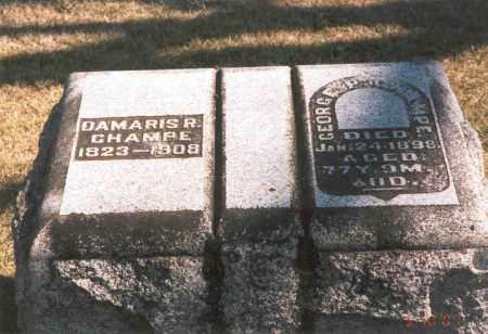 CHAMPE, DEMARIS R. - Franklin County, Ohio | DEMARIS R. CHAMPE - Ohio Gravestone Photos