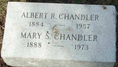 CHANDLER, MARY - Franklin County, Ohio   MARY CHANDLER - Ohio Gravestone Photos