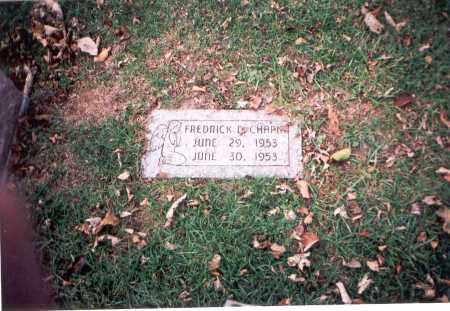 CHAPIN, FREDERICK D. - Franklin County, Ohio   FREDERICK D. CHAPIN - Ohio Gravestone Photos