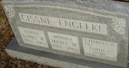 ENGELKE, EDITH E - Franklin County, Ohio | EDITH E ENGELKE - Ohio Gravestone Photos