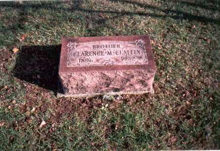 CLAFFEY, CLARENCE M. - Franklin County, Ohio   CLARENCE M. CLAFFEY - Ohio Gravestone Photos