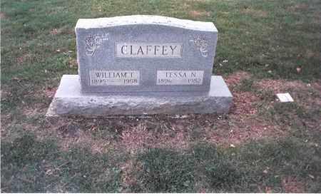 CLAFFEY, TESSA N. - Franklin County, Ohio | TESSA N. CLAFFEY - Ohio Gravestone Photos
