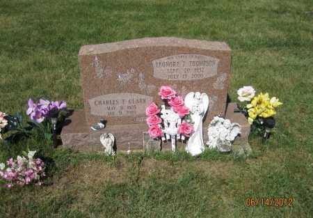 CLARK, CHARLES EDWARD - Franklin County, Ohio | CHARLES EDWARD CLARK - Ohio Gravestone Photos