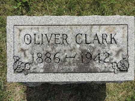 CLARK, OLIVER - Franklin County, Ohio   OLIVER CLARK - Ohio Gravestone Photos