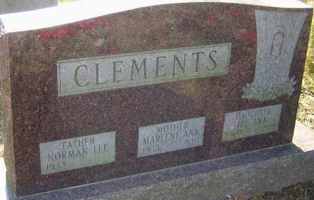 KUHN CLEMENTS, MARLENE - Franklin County, Ohio | MARLENE KUHN CLEMENTS - Ohio Gravestone Photos