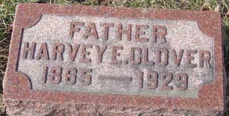 CLOVER, HARVEY E - Franklin County, Ohio   HARVEY E CLOVER - Ohio Gravestone Photos