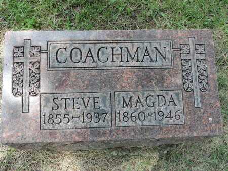 COACHMAN, STEVE - Franklin County, Ohio | STEVE COACHMAN - Ohio Gravestone Photos