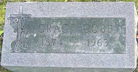 COBB, GRACE - Franklin County, Ohio | GRACE COBB - Ohio Gravestone Photos