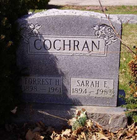 COCHRAN, FORREST H. - Franklin County, Ohio   FORREST H. COCHRAN - Ohio Gravestone Photos
