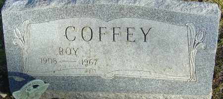 COFFEY, ROY - Franklin County, Ohio | ROY COFFEY - Ohio Gravestone Photos