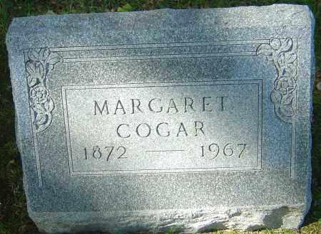 COGAR, MARGARET - Franklin County, Ohio   MARGARET COGAR - Ohio Gravestone Photos