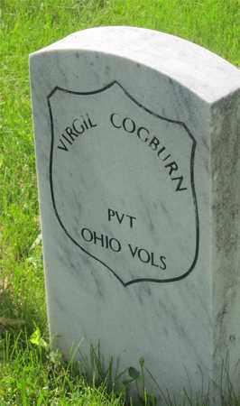 COGBURN, VIRGIL - Franklin County, Ohio | VIRGIL COGBURN - Ohio Gravestone Photos