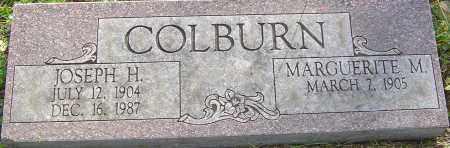 COLBURN, JOSEPH - Franklin County, Ohio   JOSEPH COLBURN - Ohio Gravestone Photos