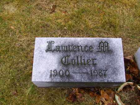 COLLIER, LAWRENCE - Franklin County, Ohio | LAWRENCE COLLIER - Ohio Gravestone Photos