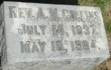 COLLINS, A. M. - Franklin County, Ohio | A. M. COLLINS - Ohio Gravestone Photos