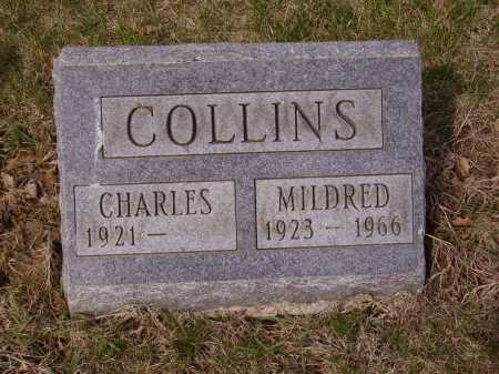 COLLINS, MILDRED - Franklin County, Ohio | MILDRED COLLINS - Ohio Gravestone Photos
