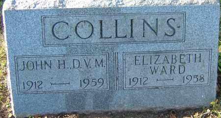 COLLINS, JOHN H - Franklin County, Ohio | JOHN H COLLINS - Ohio Gravestone Photos