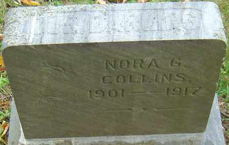 COLLINS, NORA G - Franklin County, Ohio | NORA G COLLINS - Ohio Gravestone Photos