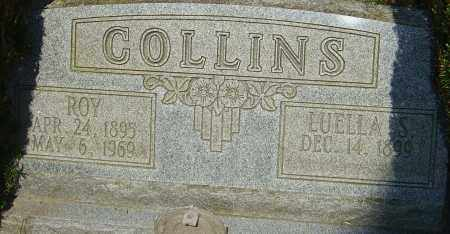 COLLLINS, ROY - Franklin County, Ohio | ROY COLLLINS - Ohio Gravestone Photos