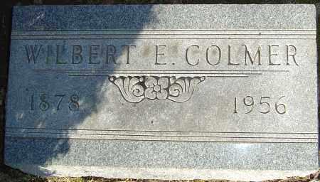 COLMER, WILBERT E - Franklin County, Ohio   WILBERT E COLMER - Ohio Gravestone Photos