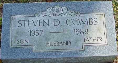 COMBS, STEVEN - Franklin County, Ohio   STEVEN COMBS - Ohio Gravestone Photos