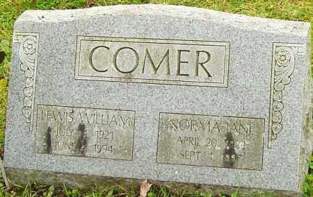 COMER, LEWIS - Franklin County, Ohio | LEWIS COMER - Ohio Gravestone Photos