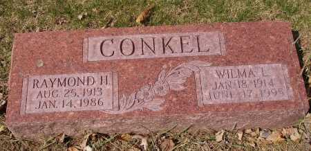 CONKEL, WILMA - Franklin County, Ohio | WILMA CONKEL - Ohio Gravestone Photos