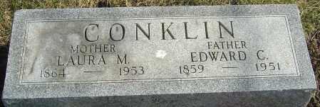 CONKLIN, LAURA - Franklin County, Ohio | LAURA CONKLIN - Ohio Gravestone Photos