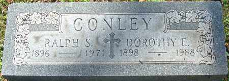 CONLEY, DOROTHY E - Franklin County, Ohio | DOROTHY E CONLEY - Ohio Gravestone Photos
