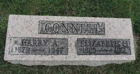 CONNETT, ELIZABETH H. - Franklin County, Ohio | ELIZABETH H. CONNETT - Ohio Gravestone Photos