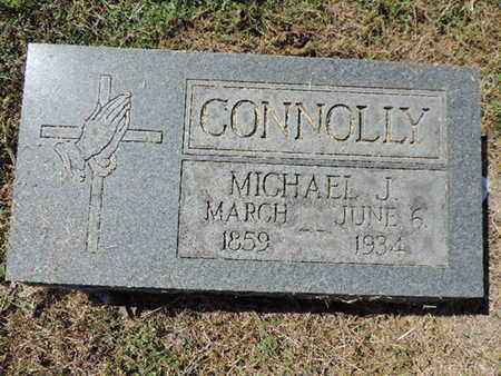 CONNOLLY, MICHAEL J. - Franklin County, Ohio | MICHAEL J. CONNOLLY - Ohio Gravestone Photos