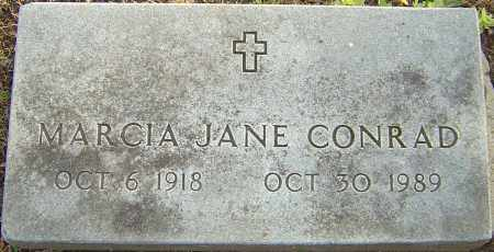 CONRAD, MARCIA - Franklin County, Ohio | MARCIA CONRAD - Ohio Gravestone Photos