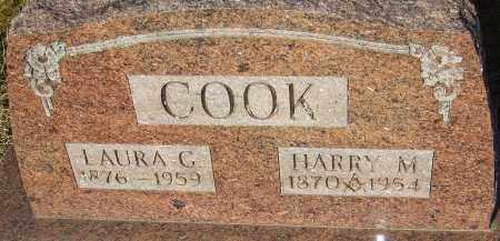 COOK, HARRY M - Franklin County, Ohio   HARRY M COOK - Ohio Gravestone Photos