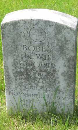 COOPER, BOBBY LEWIS - Franklin County, Ohio | BOBBY LEWIS COOPER - Ohio Gravestone Photos