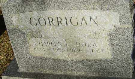 CORRIGAN FAUST, DORA - Franklin County, Ohio   DORA CORRIGAN FAUST - Ohio Gravestone Photos