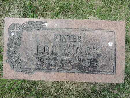 COX, EDITH - Franklin County, Ohio | EDITH COX - Ohio Gravestone Photos