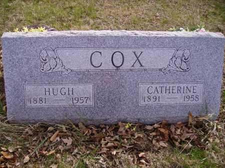 COX, CATHERINE - Franklin County, Ohio | CATHERINE COX - Ohio Gravestone Photos