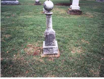 CRAMER, HUGH L. - Franklin County, Ohio | HUGH L. CRAMER - Ohio Gravestone Photos