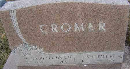 CROMER, STUART PEYTON - Franklin County, Ohio | STUART PEYTON CROMER - Ohio Gravestone Photos