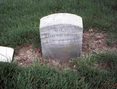 CROSBY, THOMAS S. - Franklin County, Ohio | THOMAS S. CROSBY - Ohio Gravestone Photos